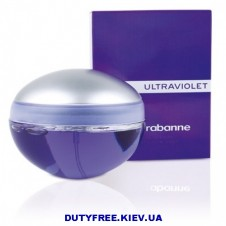 Paco Rabanne Ultraviolet Women - Парфюмированная вода