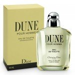 Christian Dior Dune Pour Homme - Туалетная вода