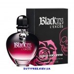 Paco Rabanne Black XS L'Exces for Her - Парфюмированная вода