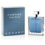 Azzaro Chrome United - Туалетная вода