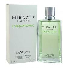 Lancome Miracle Homme L'Aquatonic - Туалетная вода