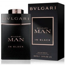Bvlgari Man In Black - Парфюмированная вода