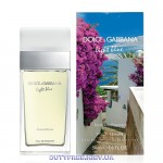 Dolce & Gabbana Light Blue Escape to Panarea - Туалетная вода