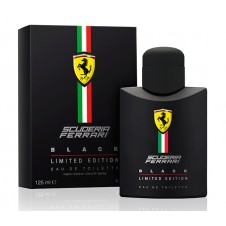 Ferrari Scuderia Black Limited Edition - Туалетная вода