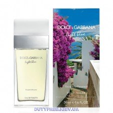 Dolce & Gabbana Light Blue Escape to Panarea - Туалетная вода