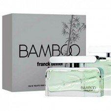 Franck Olivier Bamboo for Men - Туалетная вода