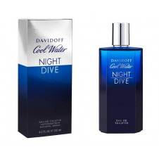 Davidoff Cool Water Night Dive - Туалетная вода