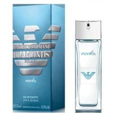 Giorgio Armani Emporio Armani Diamonds Men Rocks - Туалетная вода