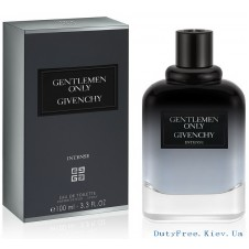 Givenchy Gentlemen Only Intense - Туалетная вода