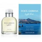 Dolce & Gabbana Light Blue Discover Vulcano - Туалетная вода