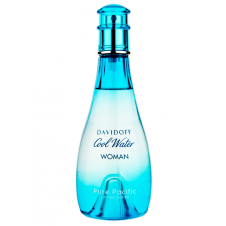 Davidoff Cool Water Pure Pacific for Her - Туалетная вода