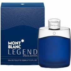 Mont Blanc Legend Special Edition 2014 - Туалетная вода
