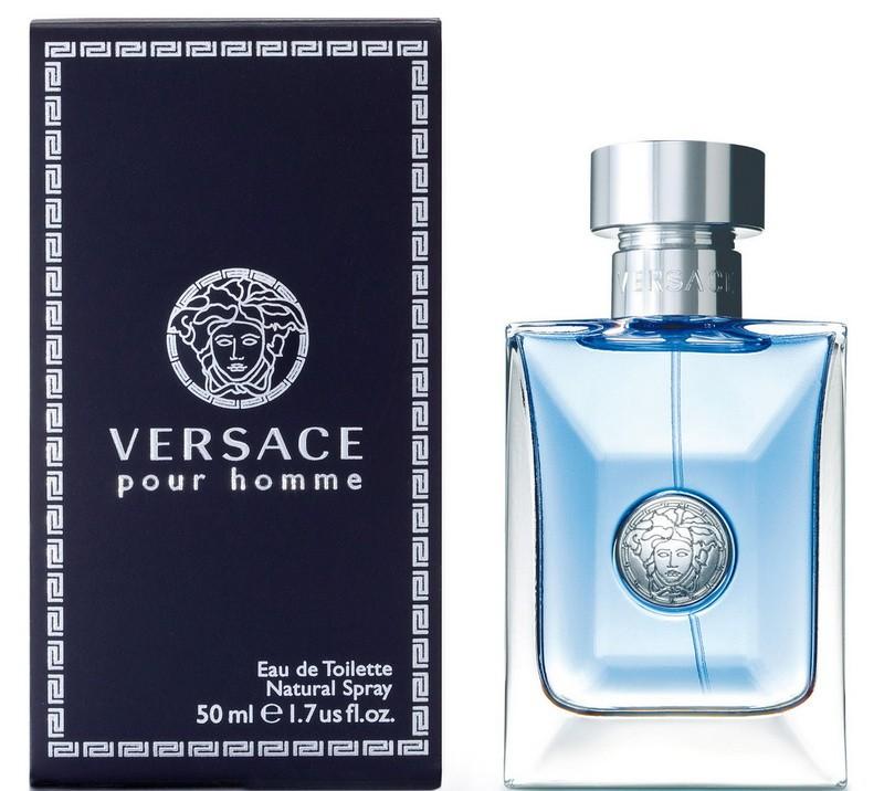 версаче духи мужские синие фото цена