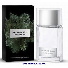 Armand Basi Silver Nature - Туалетная вода