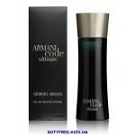 Armani Code Ultimate - Туалетная вода