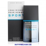Issey Miyake L'Eau D'Issey Pour Homme Sport - Туалетная вода