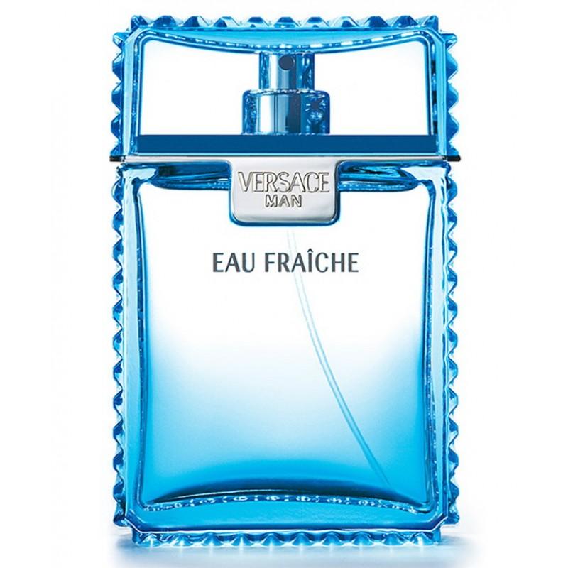 Versace Man Eau Fraiche - Туалетная вода. Магазин оригинальной ... b88266c82fc84