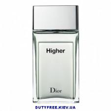 Christian Dior Higher - Туалетная вода