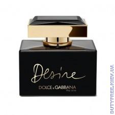 Dolce&Gabbana The One Desire - Парфюмированная вода тестер
