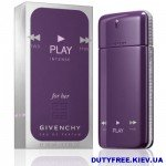 Givenchy Play for Her Intense – Парфюмированная вода