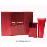 Armand Basi In Red подарочный набор