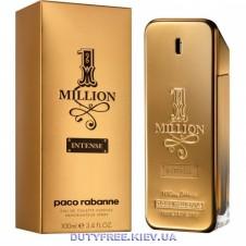Paco Rabanne 1 Million Intense - Туалетная вода