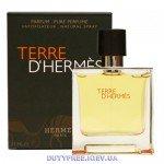 Hermes Terre d'Hermes - Парфюмированная вода