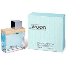 Dsquared2 She Wood Crystal Creek Wood - Парфюмированная вода