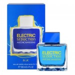 Antonio Banderas Electric Blue Seduction - Туалетная вода