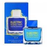 Antonio Banderas Electric Blue Seduction - Туалетная вода