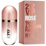 Carolina Herrera 212 VIP Rosé - Парфюмированная вода