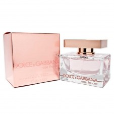 Dolce & Gabbana Rose The One - Парфюмированная вода