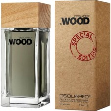 Dsquared2 He Wood Special Edition - Туалетная вода